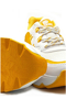 Picture of BV 00142 White / Yellow Sport Shoes