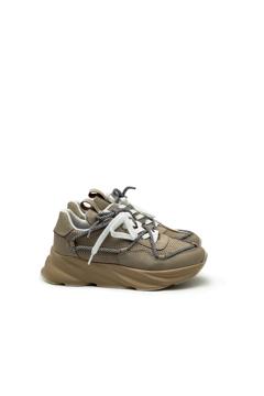 Be Vesto 001501 Bej Vizon  Spor Ayakkabı  resmi