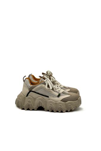 Picture of Bevesto 001351 Beige Mink Sport Shoes