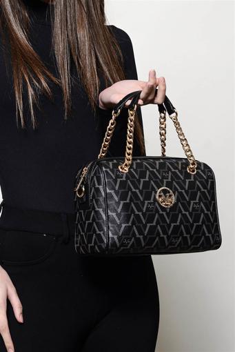 Picture of 19V69 ITALIA 5129 Black Color Woman Bag