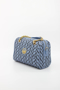 Picture of 19V69 ITALIA 5129 Blue Woman Bag