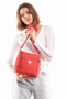 Picture of 19V69 ITALIA 7152 Red Woman Cross Bag