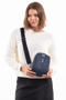 Picture of 19V69 ITALIA 7154 Navy Blue Woman Waist Bag