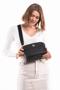 Picture of 19V69 ITALIA 7155 Black Woman Cross Bag