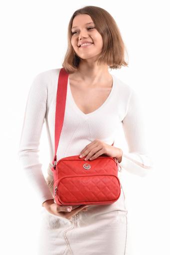 Picture of 19V69 ITALIA 7155 Red Women's Crossbody Bag