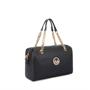 Picture of 19V69 ITALIA 5605 Black Woman Handbag