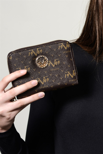 Picture of 19V69 ITALIA 4298 Brown Women Wallet