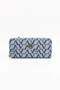 Picture of 19V69 ITALIA 3694 Blue Women Wallet