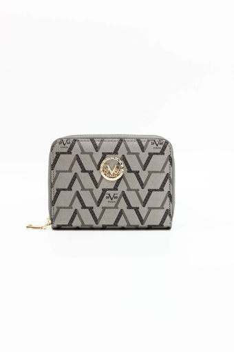 Picture of 19V69 ITALIA 4198 Silver Women Wallet