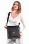 Picture of 19V69 ITALIA 7104 Black Woman Cross Bag
