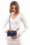 Picture of 19V69 ITALIA 7156 Navy Blue Woman Bag