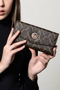 Picture of 19V69 ITALIA 4193 Brown Woman Wallet