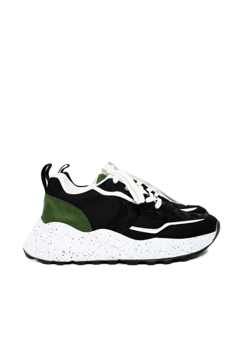 Picture of Bevesto 001409 Black Women's Sport Shoes
